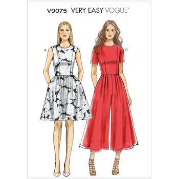 Vogue pattern V9075