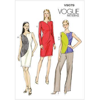 Vogue pattern V9079