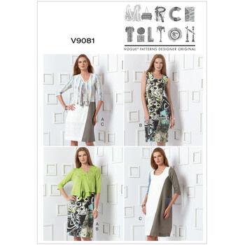 Vogue pattern V9081