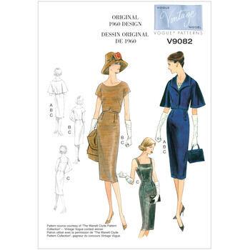 Vogue pattern V9082