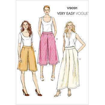 Vogue pattern V9091