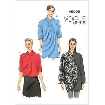 Vogue pattern V9096