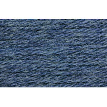 Aztec Aran with Alpaca - blue - AL16 - 100g