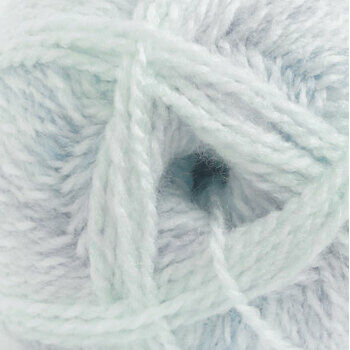 Baby Marble Yarn - Pastel, Blue and Purple (100g)