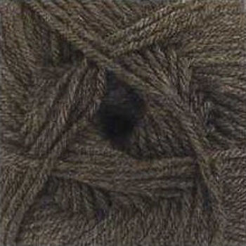 DK with Merino - Brown with tints (100g) - DM9