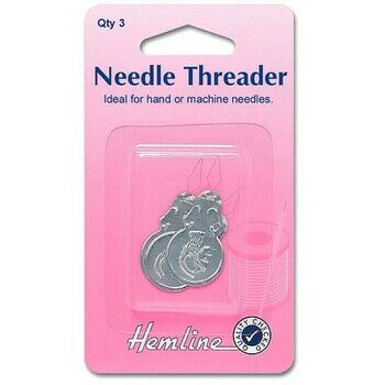 Hemline Needle Threader (3 Pack)