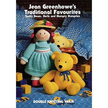 Jean Greenhowes Traditional Favourites DK