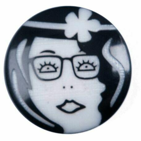 Art Deco Retro Face: 36 lignes/23mm