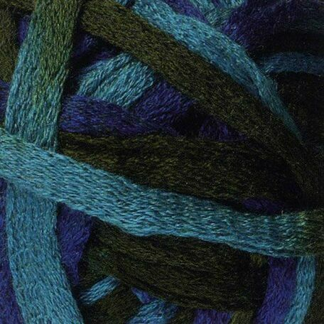 Cha Cha Cha Yarn - Blue shades (150g)