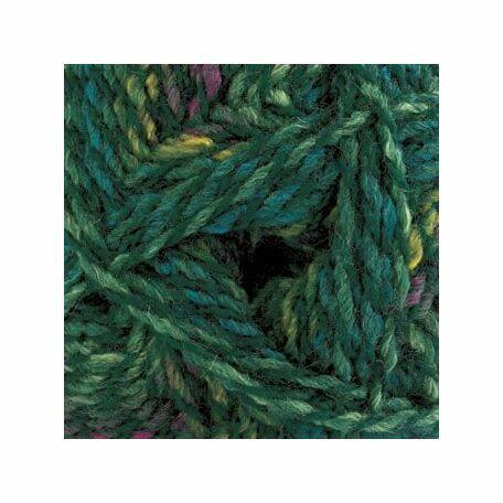 Marble DK Yarn - Green (100g)