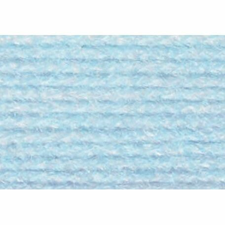 Super Soft Yarn - 4 Ply - Baby Blue - BY5 (100g)