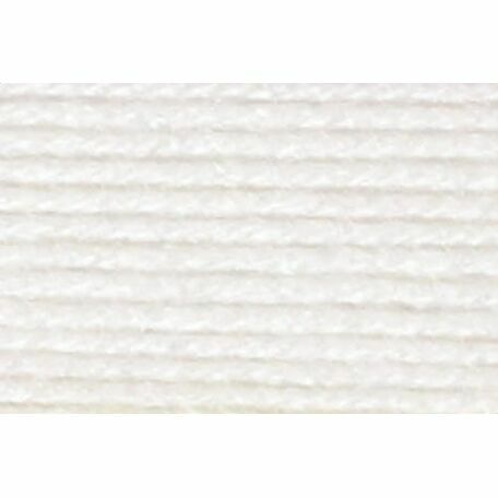 James C. Brett Super Soft Baby DK Yarn - White BB4 (100g)