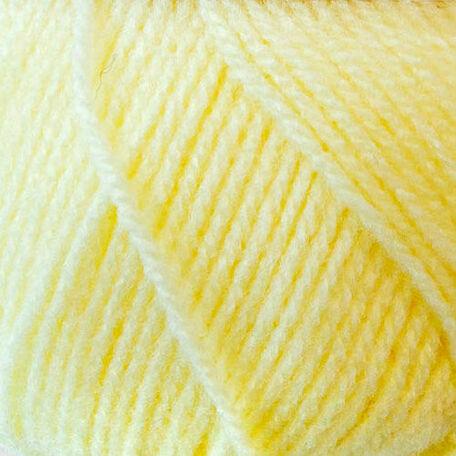 Super Soft Yarn - Baby DK -  Pastel Yellow BB2 (100g)