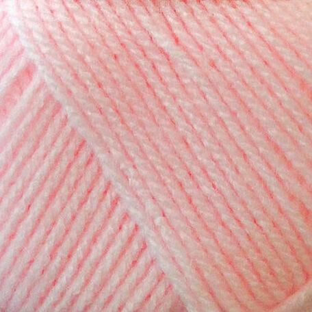 Super Soft Yarn - Baby DK - Baby Pink BB6 (100g)