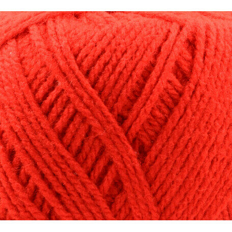 Top Value Yarn - Bright Red - 8426 (100g)