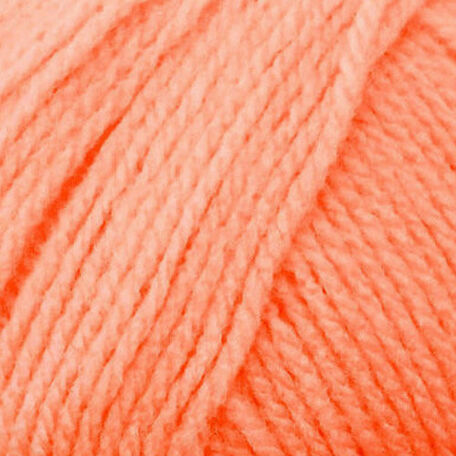 Top Value Yarn - Pastel Orange - 8450  (100g)