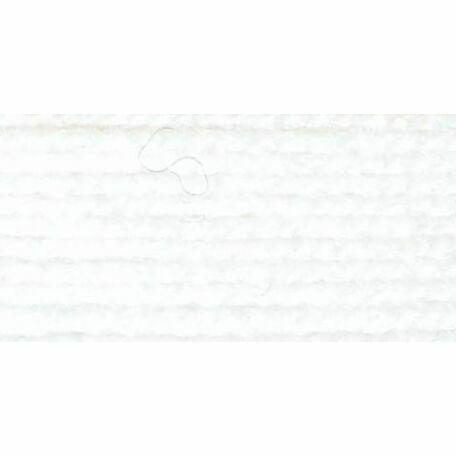 Wool Aran Yarn - White (400g)