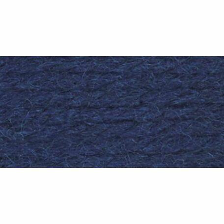 Wool Aran Yarn - Navy (400g)