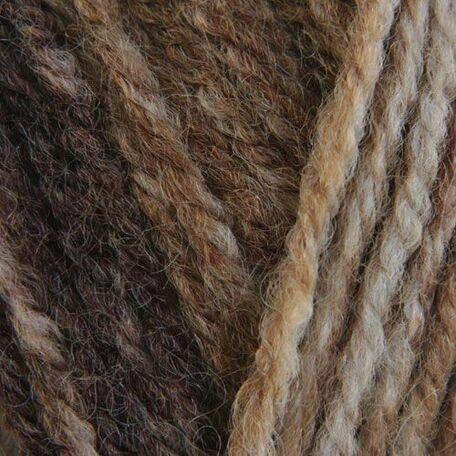 Woodlander Yarn - Brown Shades  L3 (100g)