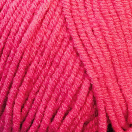 Cotton On Yarn - Bright Pink CO8 (50g)