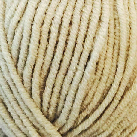Cotton On Yarn - Light Brown CO3 (50g)