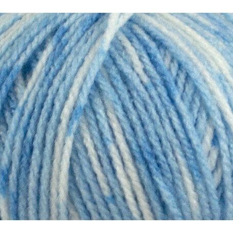 Magi-Knit Yarn - Fair isle Blue (100g)