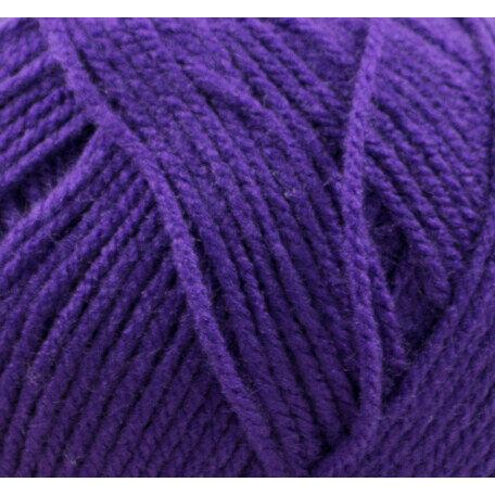 Top Value Yarn - Purple - 8432  (100g)