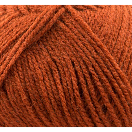 Top Value Yarn - Rusty Brown - 8410  (100g)