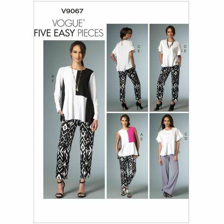 Vogue pattern V9067