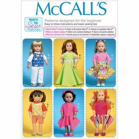 McCalls pattern M7106