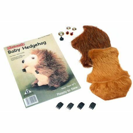 Minicraft Baby Hedgehog Mini Toy Kit
