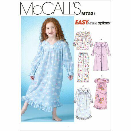 McCalls pattern M7221