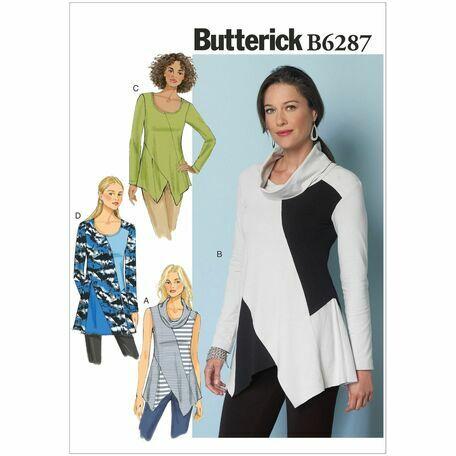 Butterick pattern B6287