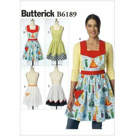 Butterick pattern B6189
