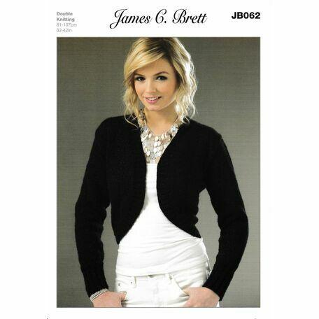 James C Brett Pattern DK JB062