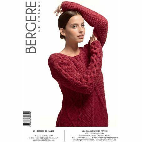 Cat. 16/17 - #262 Basque sweater