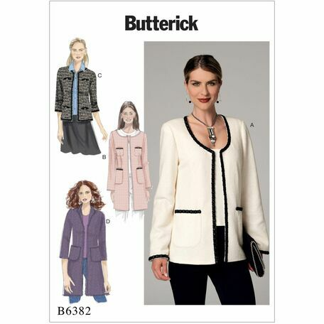 Butterick pattern B6382
