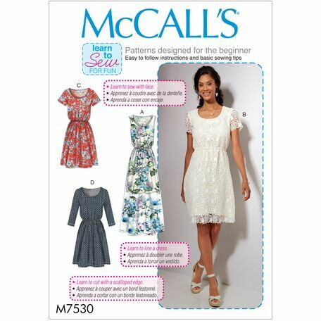 McCalls pattern M7530