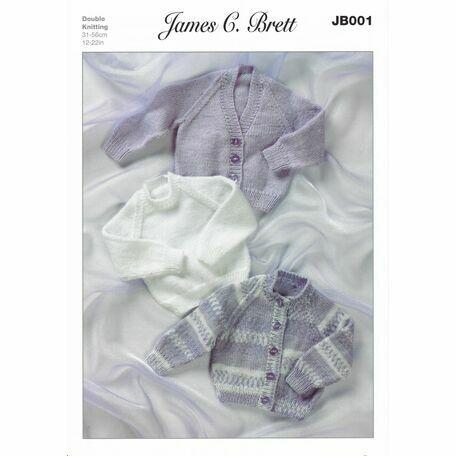 Brett Pattern DK JB001