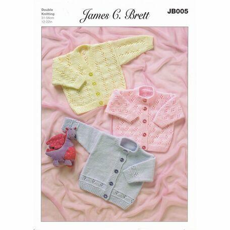 Brett Pattern JB005 - DK