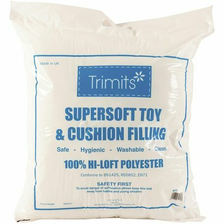 Trimits Supersoft Toy & Cushion Filling (250g)