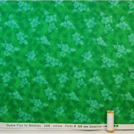 Shadow Play Fabric by Benartex: 100% Cotton