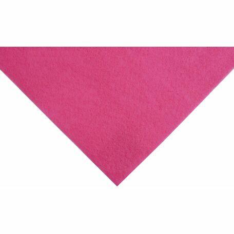 Trimits Acrylic Felt - Shocking Pink (23cm x 30cm)