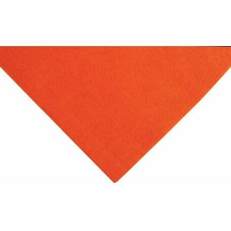 Trimits Acrylic Felt - Orange (23cm x 30cm)