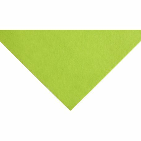 Trimits Acrylic Felt - Lime (23cm x 30cm)