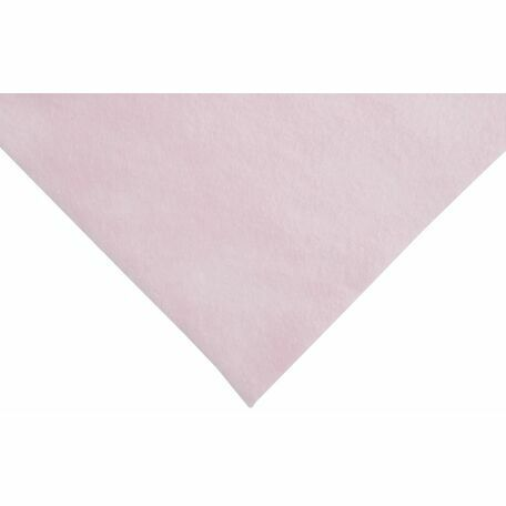 Trimits Acrylic Felt - Baby Pink (23cm x 30cm)