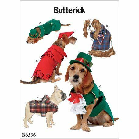 Butterick pattern B6536
