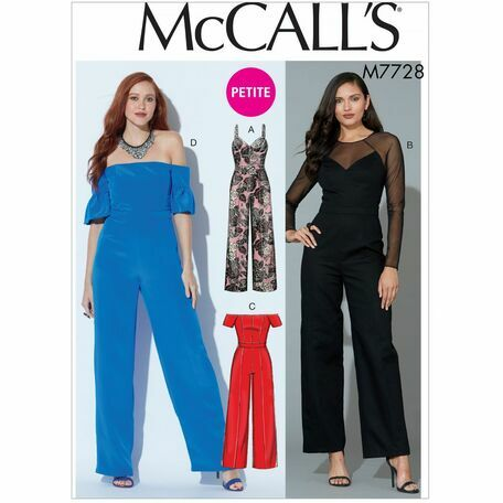 McCalls pattern M7728