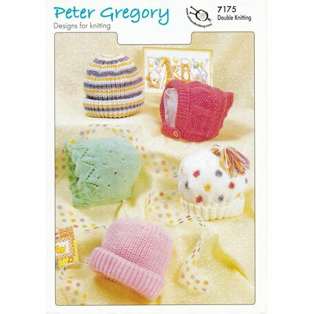 UKHKA Peter Gregory (7175) - Baby Hats