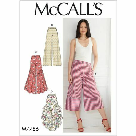 McCalls pattern M7786